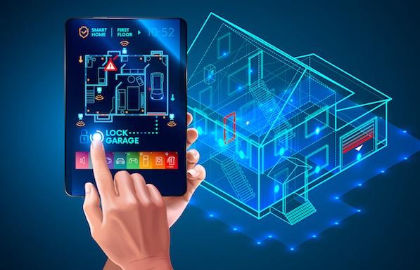 dom inteligentny i sprzęt domowy